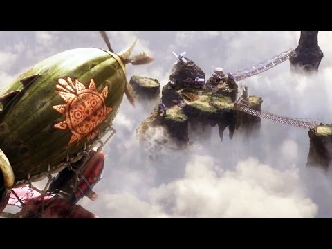 MONSTER HUNTER 4 Ultimate Launch Trailer