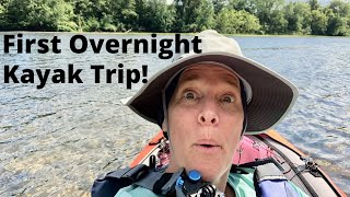 Paddling and camping - A Deląware River camping trip - Part 1