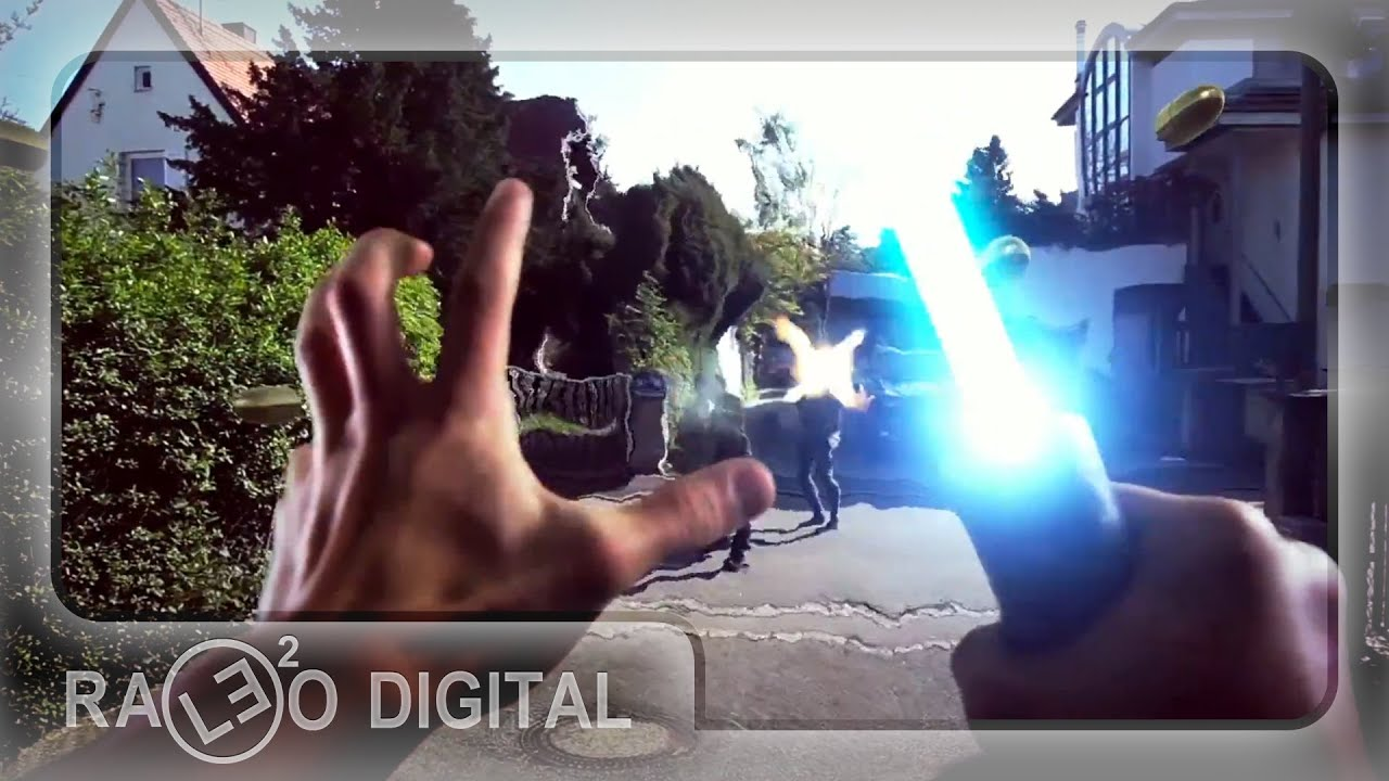 Jedi First Person Real Life [923 ABO SPECIAL] - YouTube