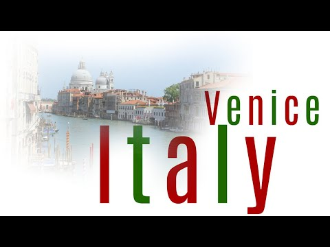 Venice Italy - Cinematic Picture Slideshow