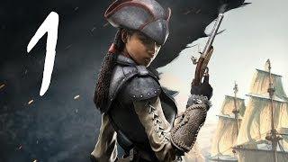 Assassin's Creed 4 Black Flag - DLC Авелина (Бойкая девушка)