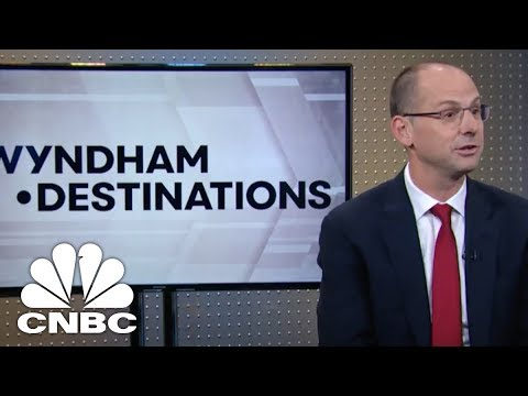 Wyndham Destinations CEO: Branded Hospitality | Mad Money
