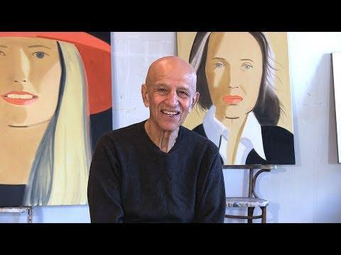 ALEX KATZ SOHO Stories by Paul Tschinkel