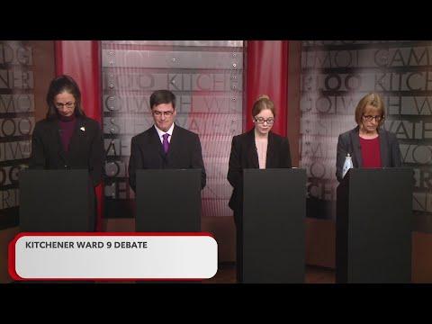 Kitchener Ward 9 Debate