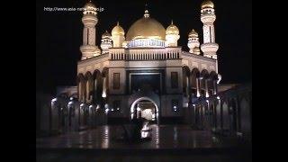 大理石で造られた美しいモスク【ニュー・モスク】ブルネイ