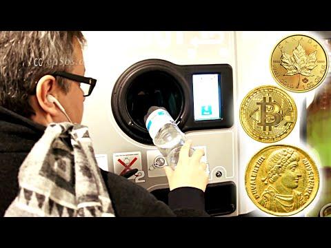 Money Refund Machine in Germany