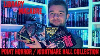 Point Horror Book Collection | LIBRARY MACABRE #7