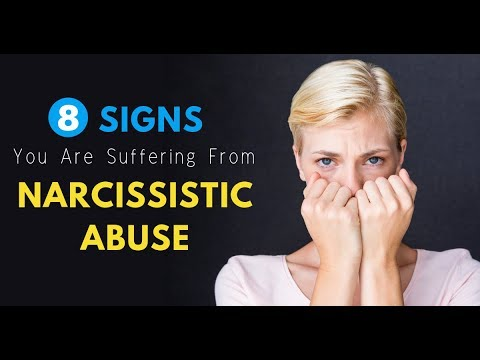 8 Signs You Are Suffering From Narcissistic Abuse Syndrome