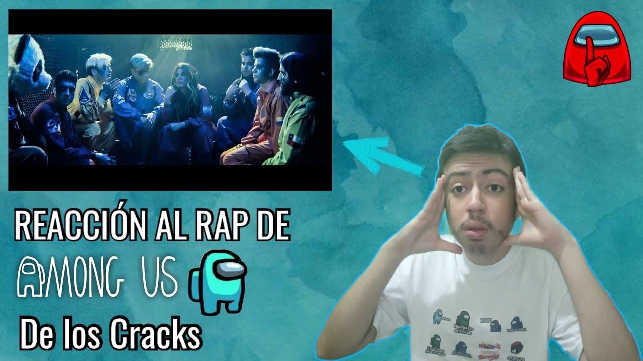 Download 💥MARAVILLOSO💥 ¡REACCIÓN AL RAP DE AMONG US DE LOS CRACKS