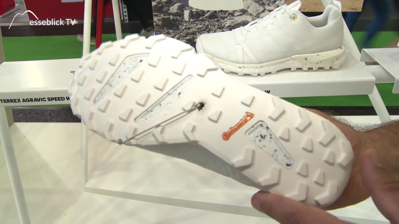 Story mit Adidas Schuhe Terrex Zero Dye • Messeblick TV iPXZkuO