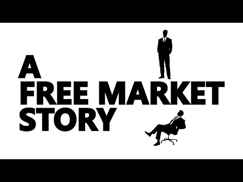 A FREE MARKET STORY (EXTRACT FROM 'THE NEW HUMAN RIGHTS MOVEMENT')