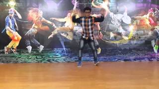 Free-Style choreography on Dubstep music | India's Digital Superstar