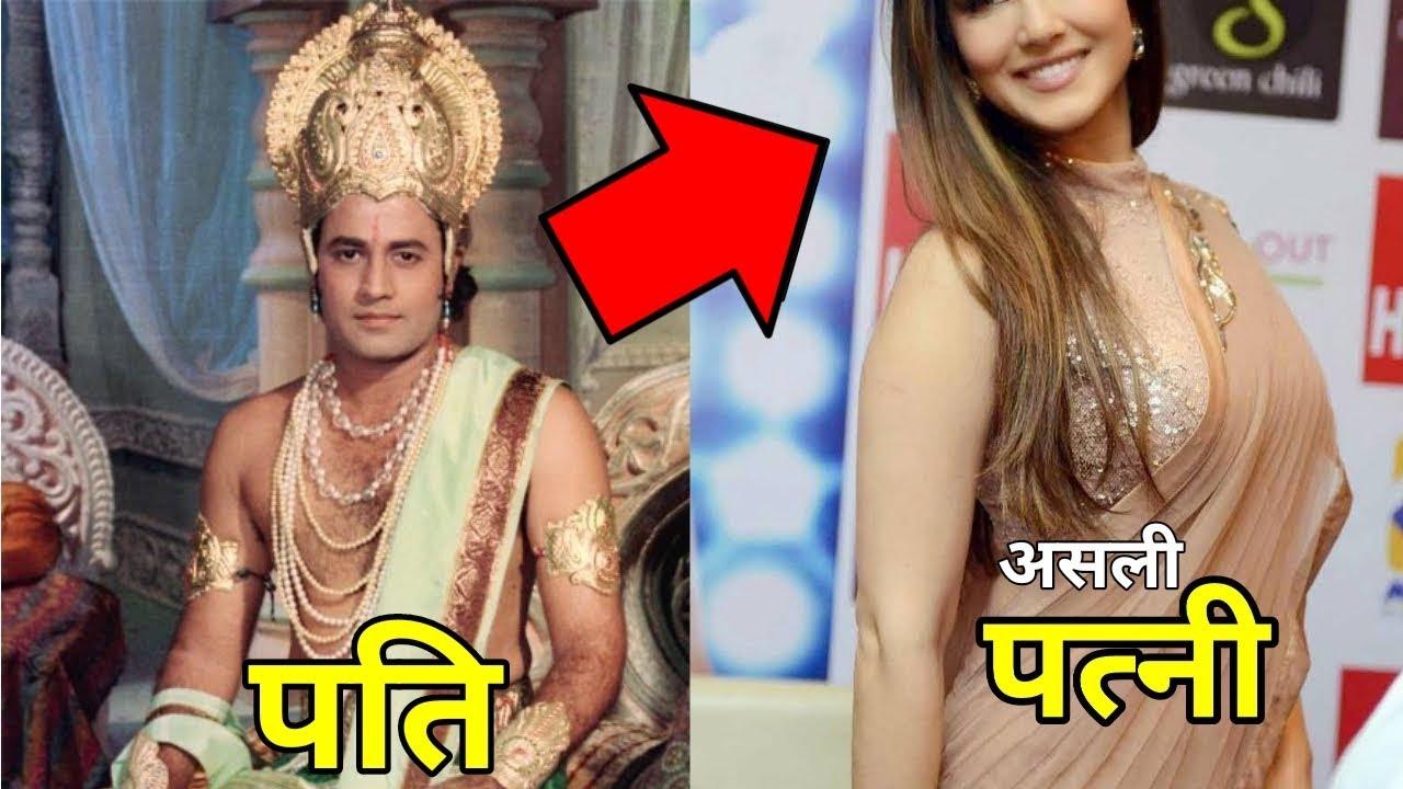 Download रामायण के राम की असली पत्नी को देख के चौंक जायँगे आप
