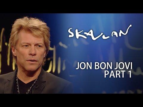 Jon Bon Jovi Interview | Its like armageddon| Part 1 | SVT/NRK/Skavlan