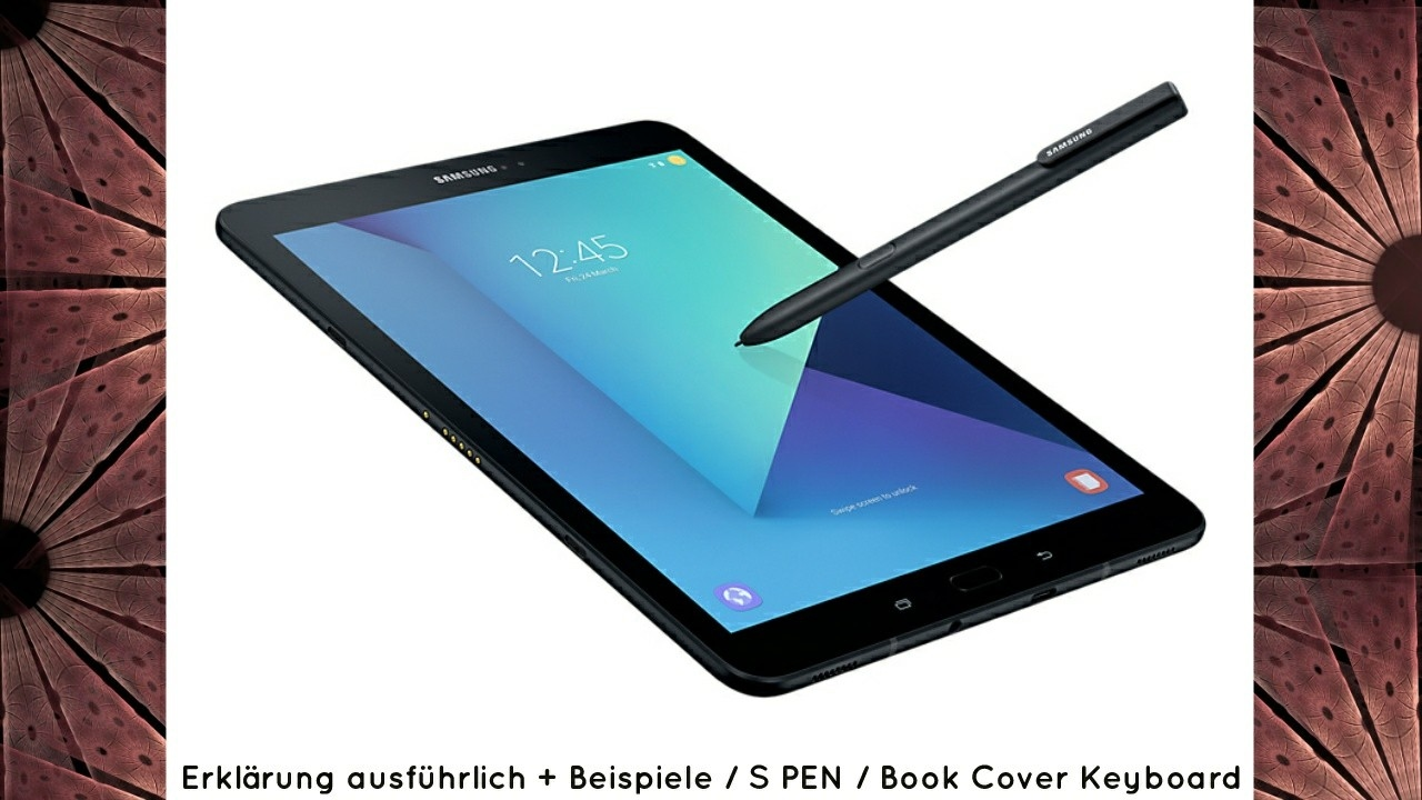 samsung tab s3 book cover