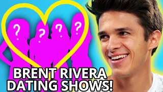 Brent Rivera BEST DATING SHOW MOMENTS - Full Compilation
