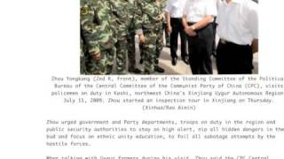 Riots aftermath in Urumqi and Xinjiang: the other view from CNN (China Negative News)