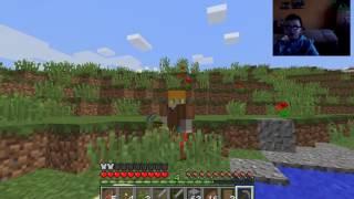 Minecraft 1.11 odc 1 Czas kopać! + mamy żelazo!!!!