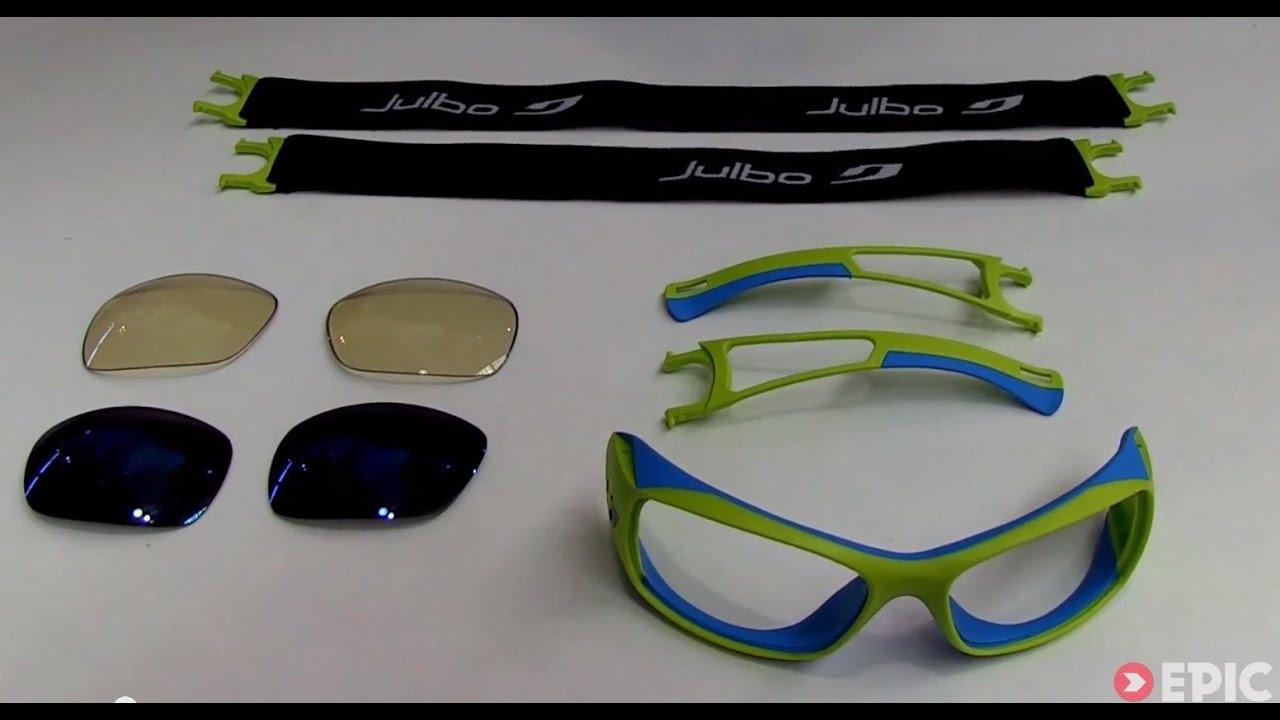 0fd40d456a8a Julbo Tensing Flight Eyewear - Best New Products, OutDoor 2013 - YouTube
