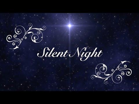 Silent Night Lyric Video by Jordan Smith