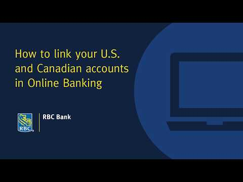 How To Link Your U.S. And Canadian Accounts In Online Banking