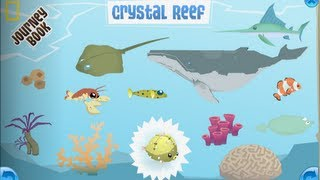Crystal Reef - Animal Jam Journey Book Cheat Guide