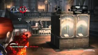 Gears of War: Judgment.Lost Relics DLC(DLC ''Забытые реликвии''). Part 2.