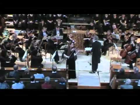 Mozart violin Concerto n.3 in G Major III. Rondo (extract)