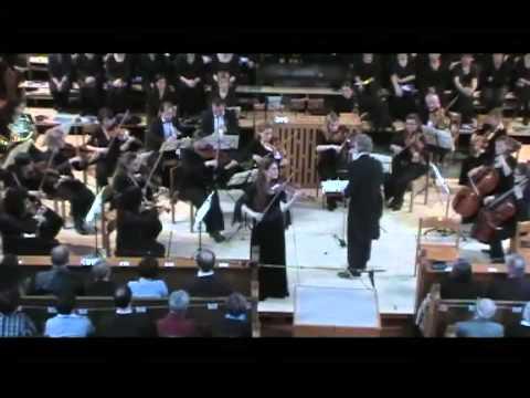 Mozart violin Concerto n.3 in G Major III. Rondo (extract)