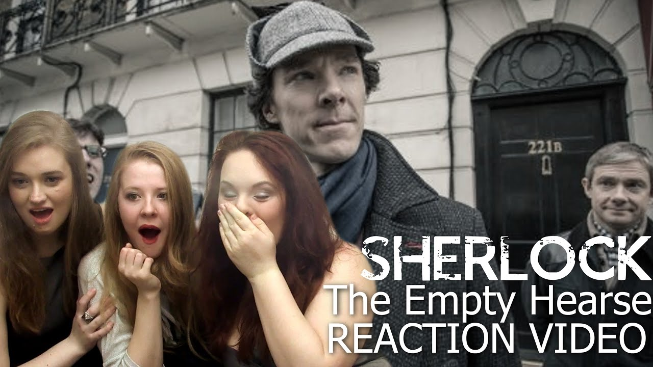 Download SHERLOCK - THE EMPTY HEARSE - DRUNK REACTION VIDEO || WITH IDA