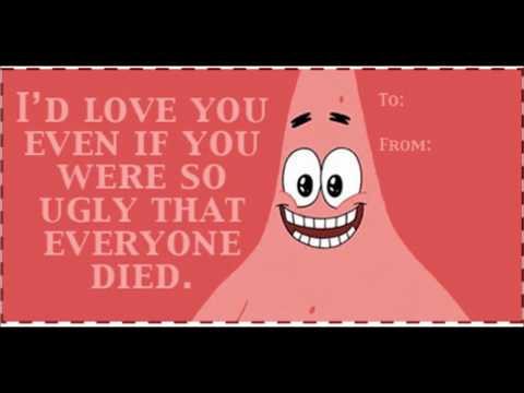 Valentine's Day Cards Super Funny!(2018)