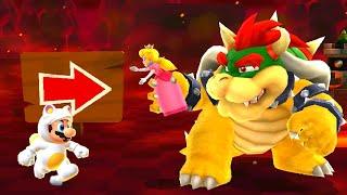 Super Mario 3D Land Walkthough - Special World 3