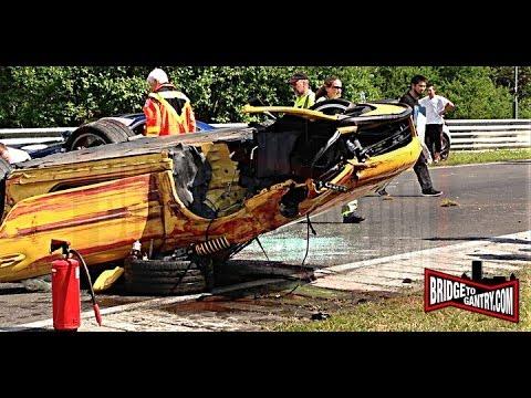 crash porsche 911 gt2 nurburgring flugplatz onboard ds3 r. Black Bedroom Furniture Sets. Home Design Ideas