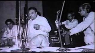 Ustad Sarahang in Indian Classical Music Conference Raag Deskar