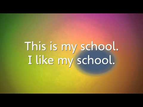 A song about my school