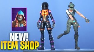 DARK VANGUARD SKIN & BILLY BOUNCE EMOTE Are BACK! Fortnite Item Shop July 20