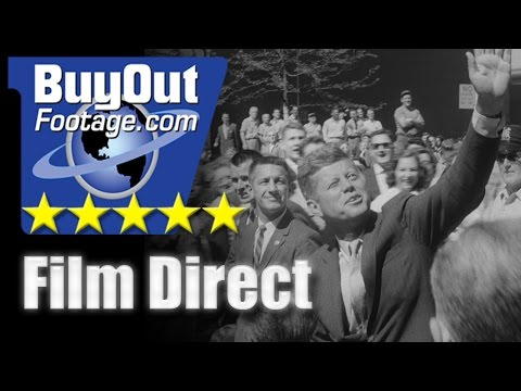 The Election of John F. Kennedy 1960 - FILM DIRECT