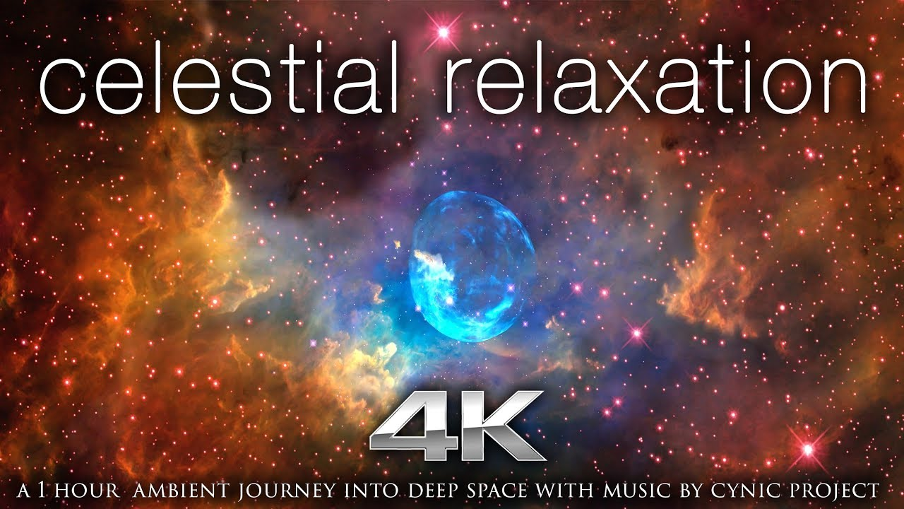 """""""Celestial Relaxation"""" 1 HR of 4K NASA Space/Galaxy ..."""