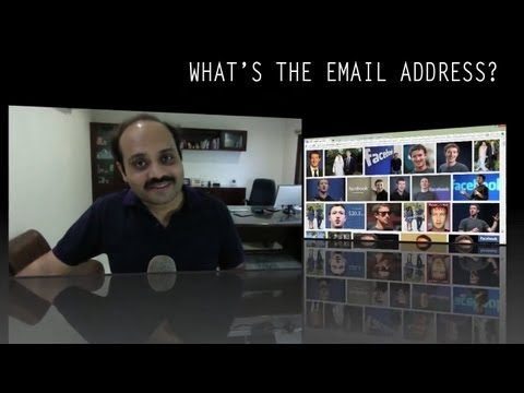 How to Find the Email Address