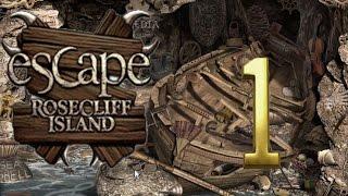 NAUFRAGIO!!! Escape Rosecliff Island #1