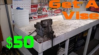 homepage tile video photo for You Need a Bench Vise (Episode 6)