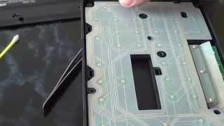 Клавиатура, как разобрать и почистить