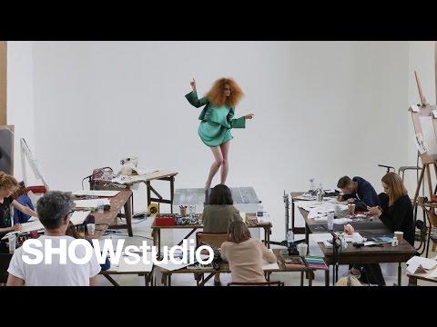 #StyleShootDraw: Process Film