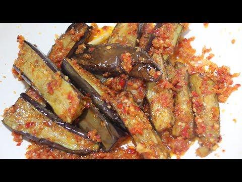 Resep Cara Membuat Masakan Terong Balado, Pedas sedap from YouTube · Duration:  3 minutes 54 seconds