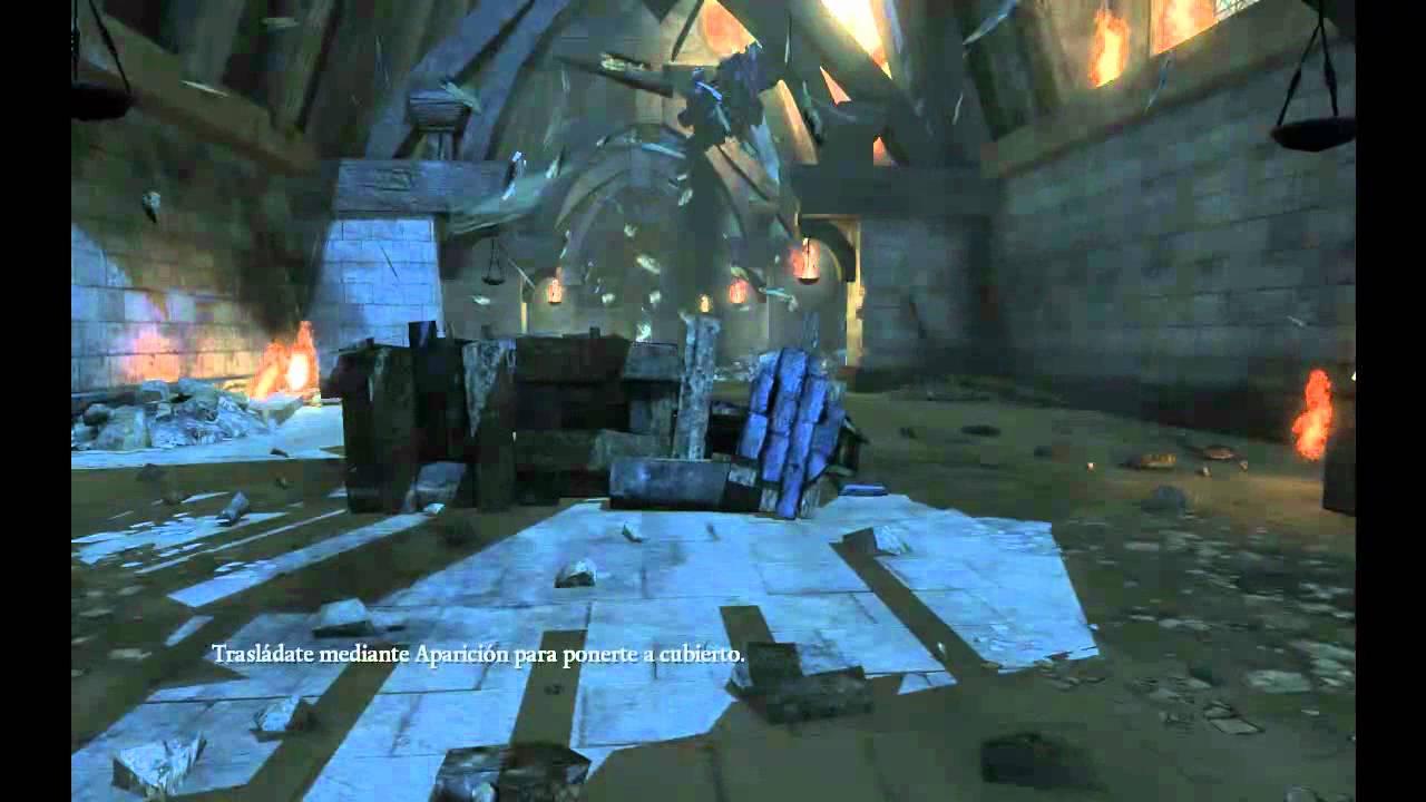 Harry Potter Y Las Reliquias De La Muerte Parte 2 Pc Demo Youtube
