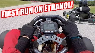 Download 6th Gear Shifter Karting! Small Crash and ETHANOL! Mp3 and Videos