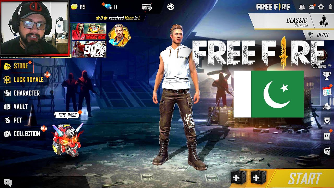 IM NOOB IN THIS GAME!   FREE FIRE