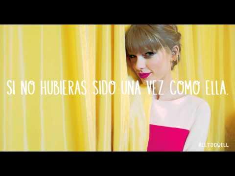 Taylor Swift girl at home (traducida al español)