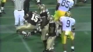 1993: Michigan 58 Minnesota 7