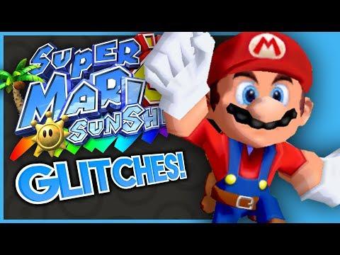 SUPER MARIO SUNSHINE GLITCHES! - What A Glitch! ft. RelaxAlax